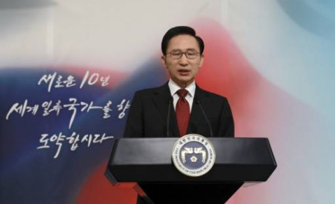 South Korea says open to talks after North call