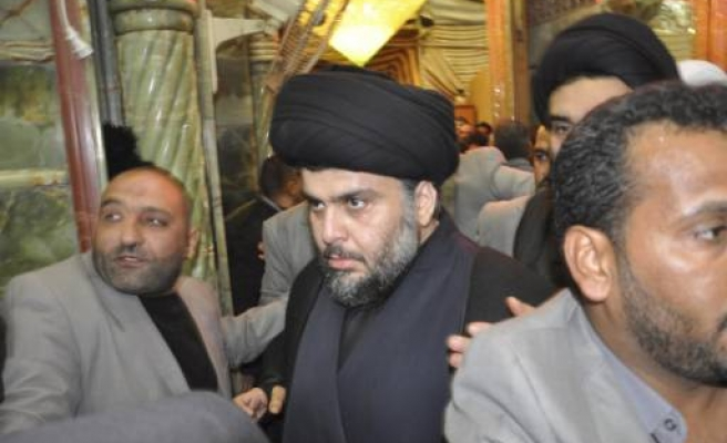 Sadr returns to Iraq after exile
