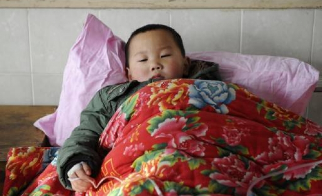 Parents demand answers in China lead poisoning