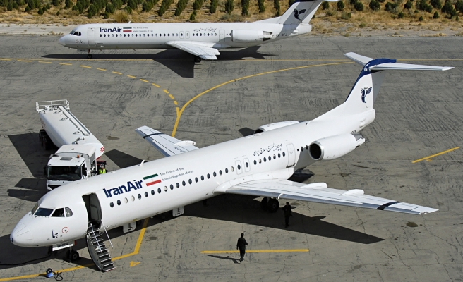 At least 50 people rescued from Iranian plane crash
