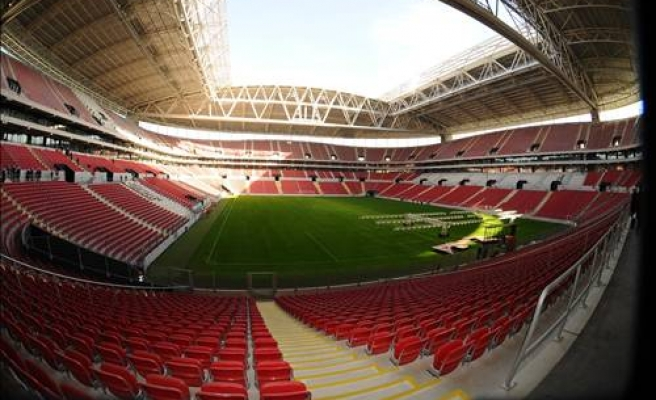 Turkey's Galatasaray to open new stadium with Ajax game