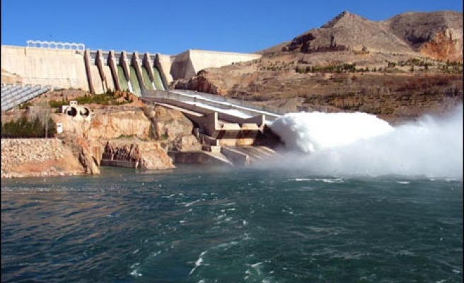 Turkey launches 18 dam projects with six neighbors