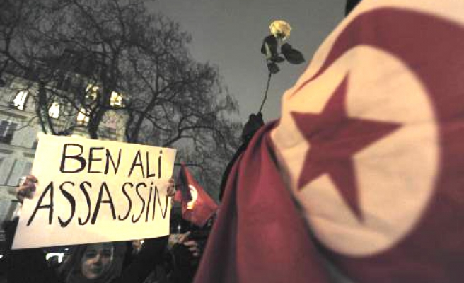 Tunisia unrest spreads to capital, military deployed