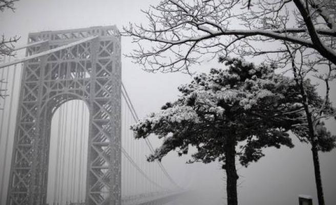 US Northeast hit by second major winter storm