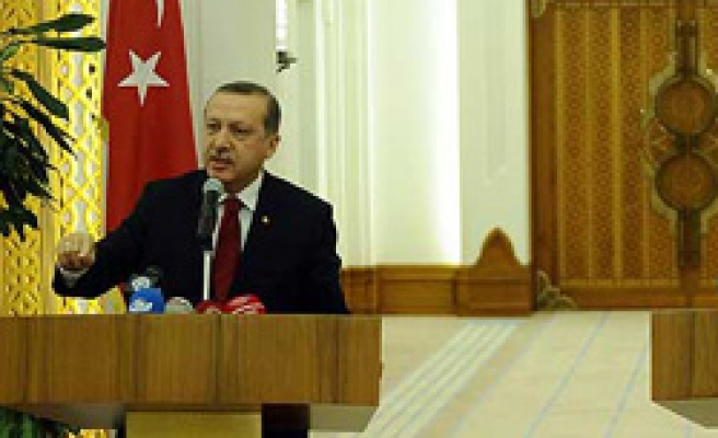 Turkish PM urges business to join Qatar FIFA Cup investments