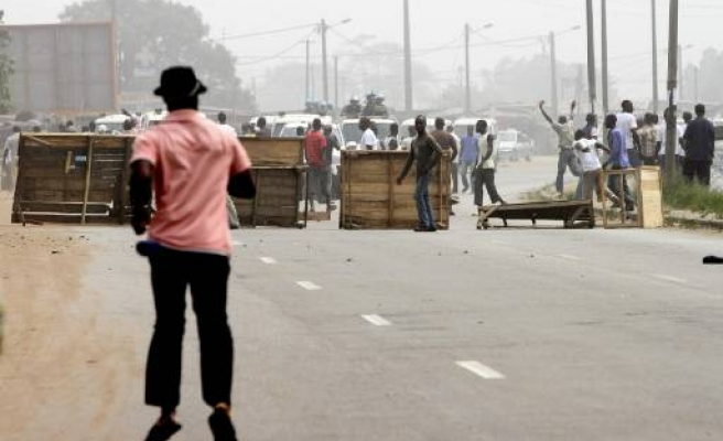 Calm restored in Abidjan after clashes