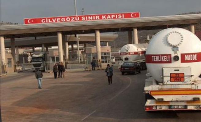 Turkish exports to Syria up nine folds in past ten years