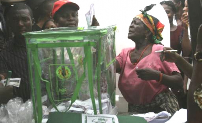 Nigeria's ruling party to pick presidential candidate