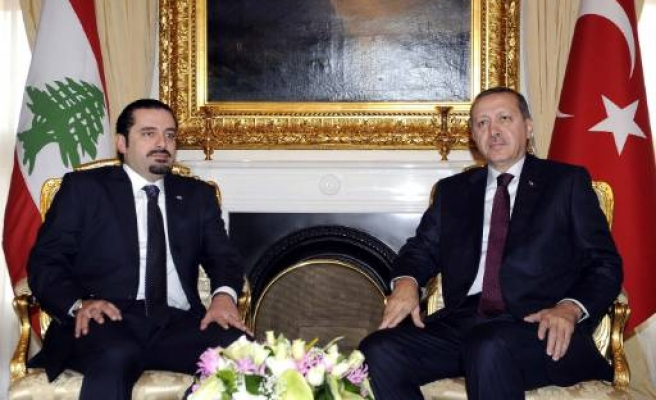 Hariri returns to Lebanon after Turkey talks