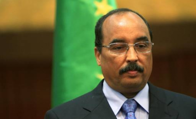 Mauritania president to stand for reelection at June 21 poll