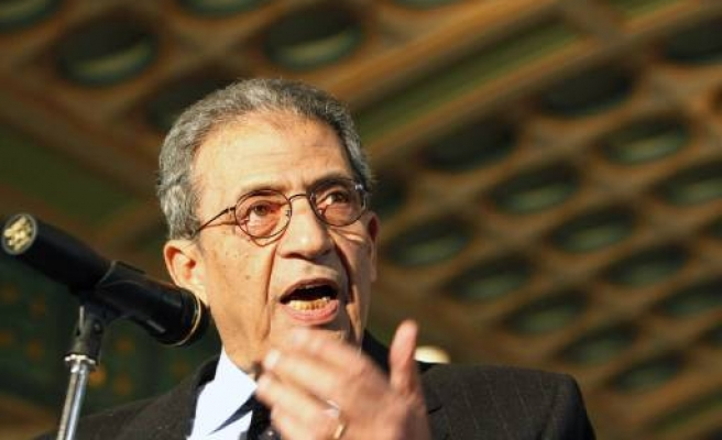 Arab League chief wants Egypt multi-party democracy