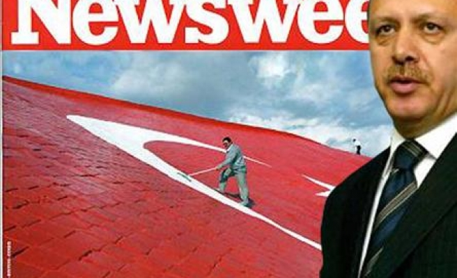 Newsweek publishes Turkish PM's article: 'Robust Man of Europe'