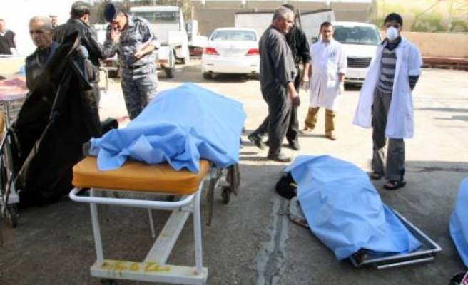 9 killed in northern Iraq attacks