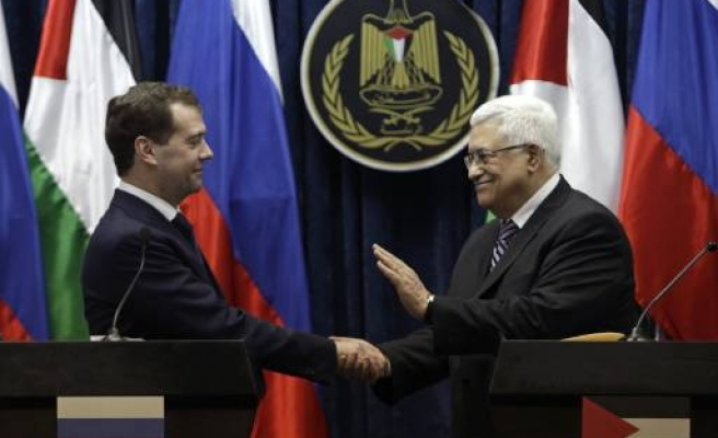 Russia recognises independent Palestinian state