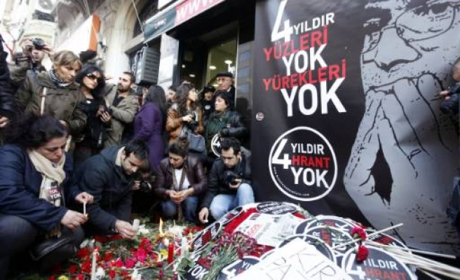 Friends in Turkey call for justice for slain Armenian journalist