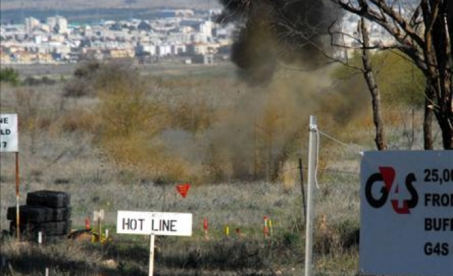UN to complete mine clearance at Cyprus buffer zone in Feb