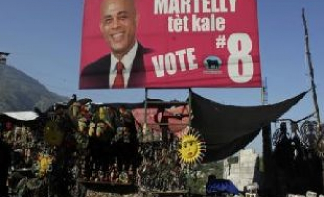 Haiti's president appoints new electoral council