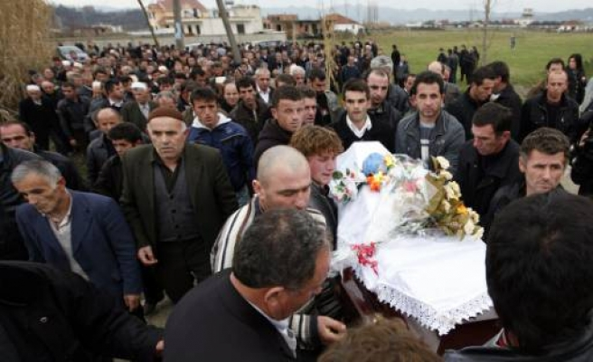 More protests planned as blame traded over Albania deaths