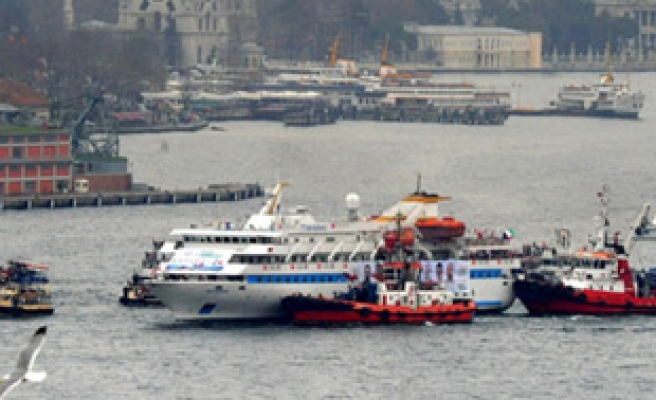 Turkey refutes Israel's 'legal' claim in Mavi Marmara probe