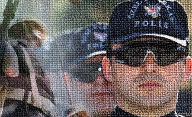 Turkish police exempted from military service