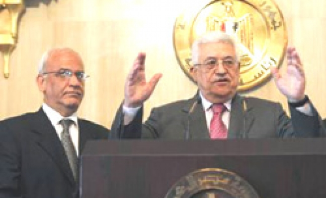 Abbas denies offering major concessions to Israel