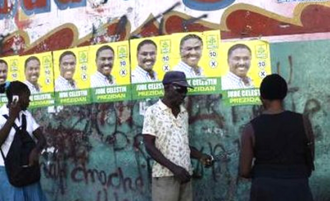 Haiti ruling party candidate pulled from runoff
