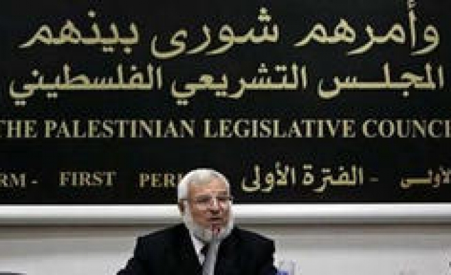 Palestinian Government Approved by Parliament