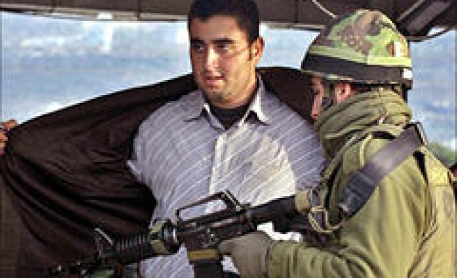 Bomber Hits West Bank Checkpoint