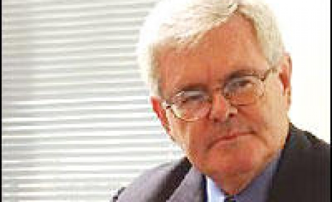 Gingrich Warns Republicans Americans Want Change