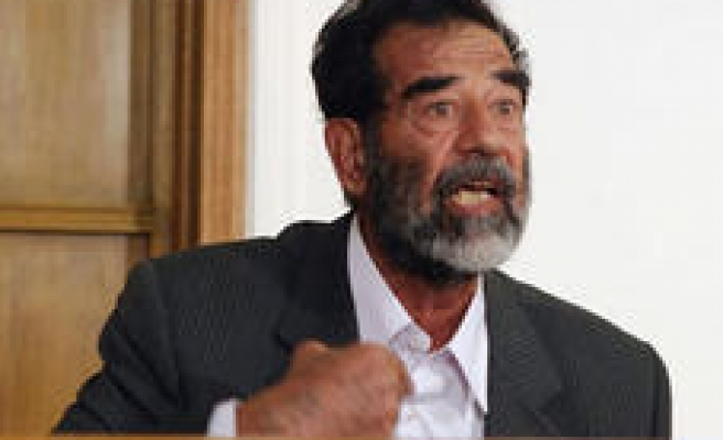 Saddam trial adjourned until next Monday