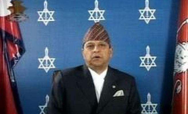 Nepal King to Restore Democracy