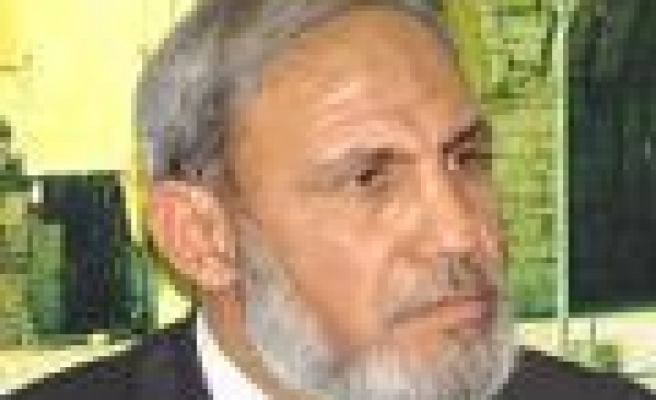Zahhar: We will not abandon the Palestinian Authority