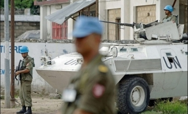 UN delegation in DR Congo for peacekeeper talks