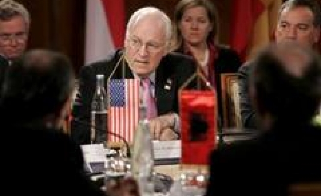 Cheney Takes Russia To Task Over Democracy Again