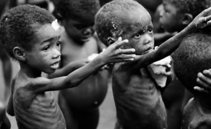1M children 'on brink' of starvation in South Sudan