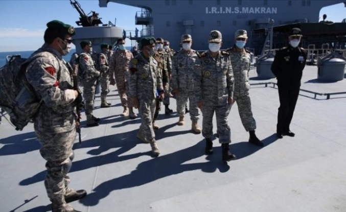 Iran launches missile drill amid tensions
