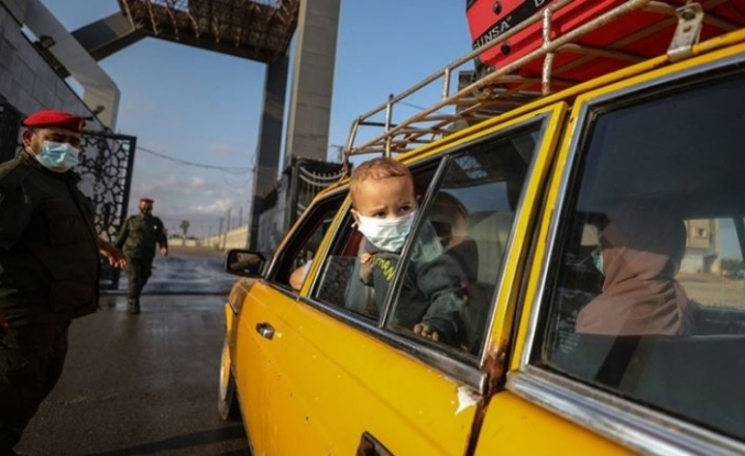 Egypt reopens Gaza crossing for four days