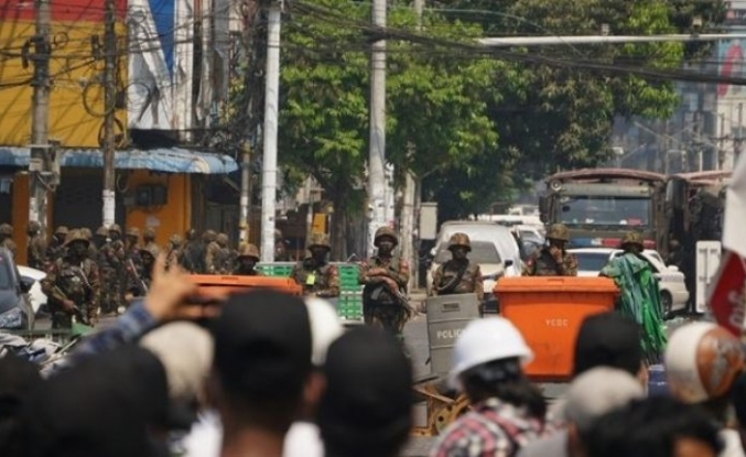 UN rights chief warns of 'full-blown' Myanmar conflict
