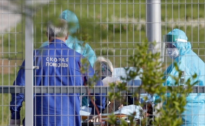 Russia's virus toll mounts as daily fatalities hit yet another high