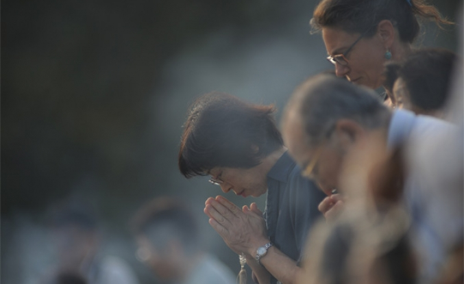 Japan marks 72 years since Hiroshima atomic bomb