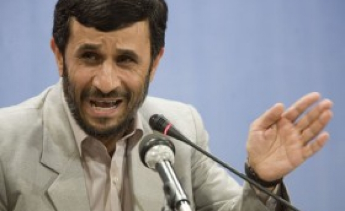 Iran warns against UN pressure