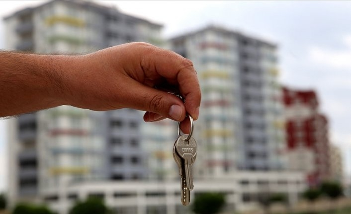 Turkey registers over 263,000 housing sales in Q1
