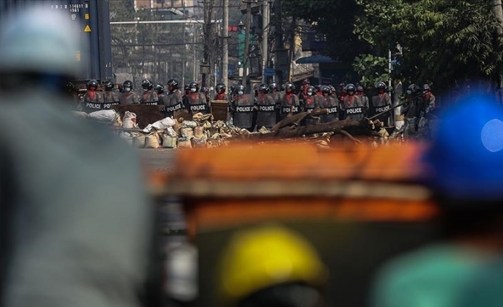 At least 769 killed since Myanmar coup: Rights group