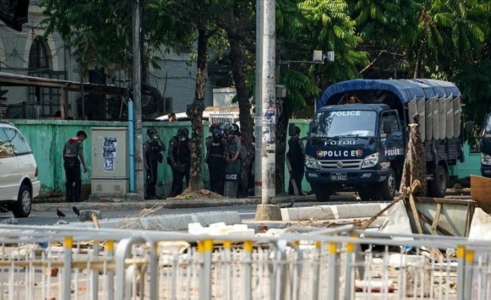 At least 772 killed since Myanmar coup: Rights group