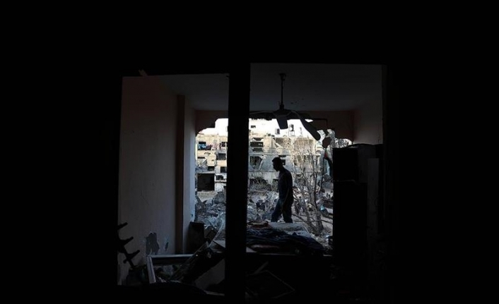 Gaza's reconstruction critical for maintaining cease-fire: Hamas