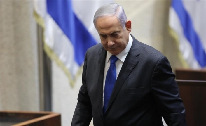 Israel's Netanyahu to hand over power without ceremony