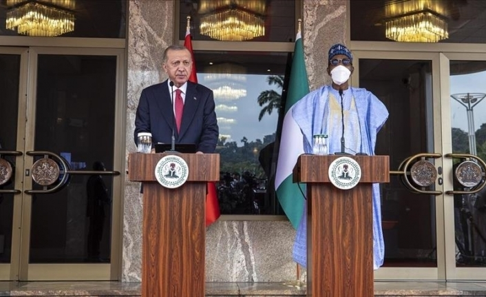 Turkey, Nigeria determined to further bilateral cooperation