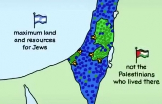 A short introduction about occupied Palestine